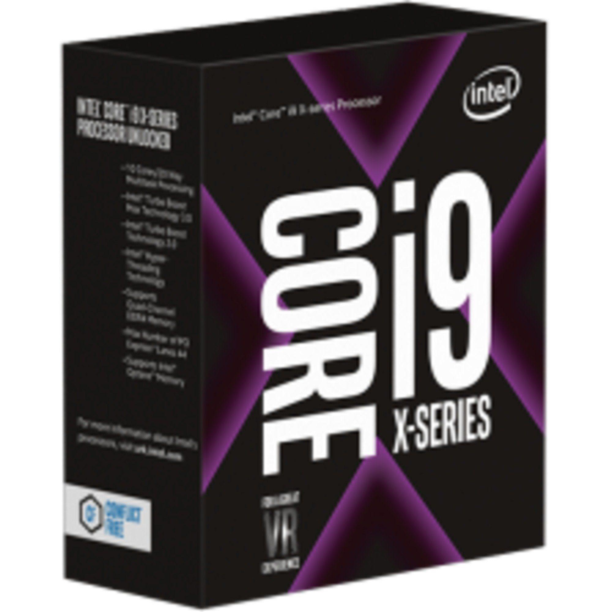 Intel® Prozessor »Core i9-7940X«