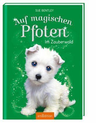 Gebundenes Buch »Im Zauberwald / Auf magischen Pfoten Bd.6«
