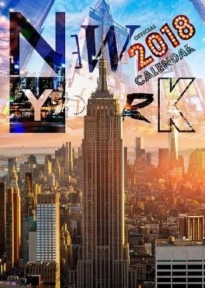 Kalender »New York 2018«