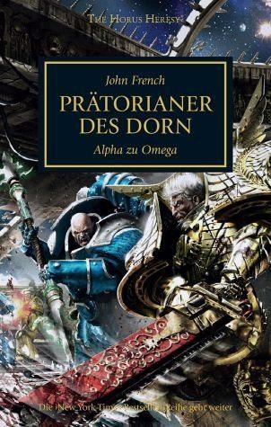 Broschiertes Buch »Prätorianer des Dorn / Horus Heresy Bd.39«