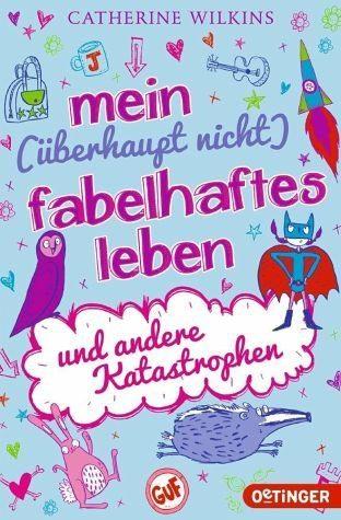 Broschiertes Buch »Mein (überhaupt nicht) fabelhaftes Leben und...«