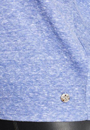 khujo Oversize-Shirt SASSA, mit Feldermausärmeln