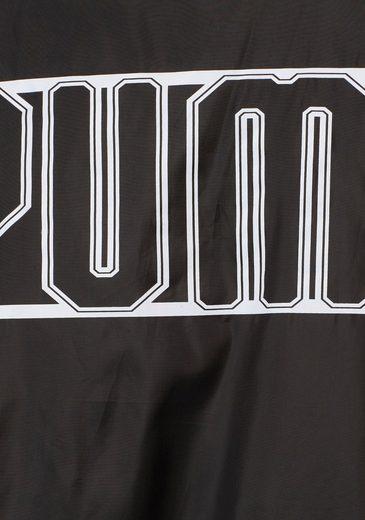 PUMA Windbreaker SPARK 3/4 ZIP, mit 3/4 Reißverschluss