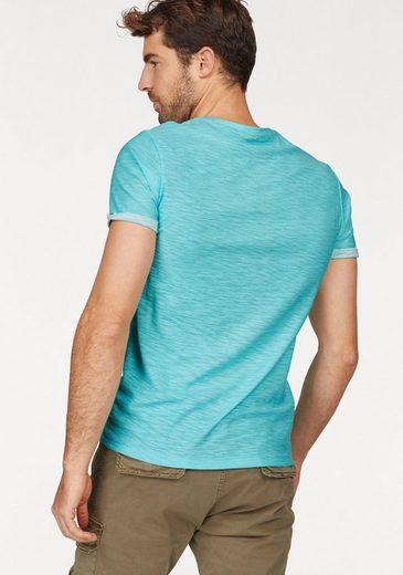 s.Oliver RED LABEL T-Shirt, Slub Yarn