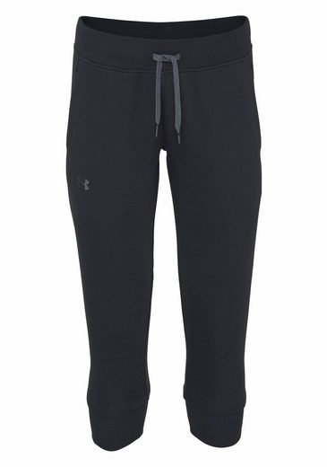 Under Armour® Jogginghose GOOD EUROPE FLEECE CROP