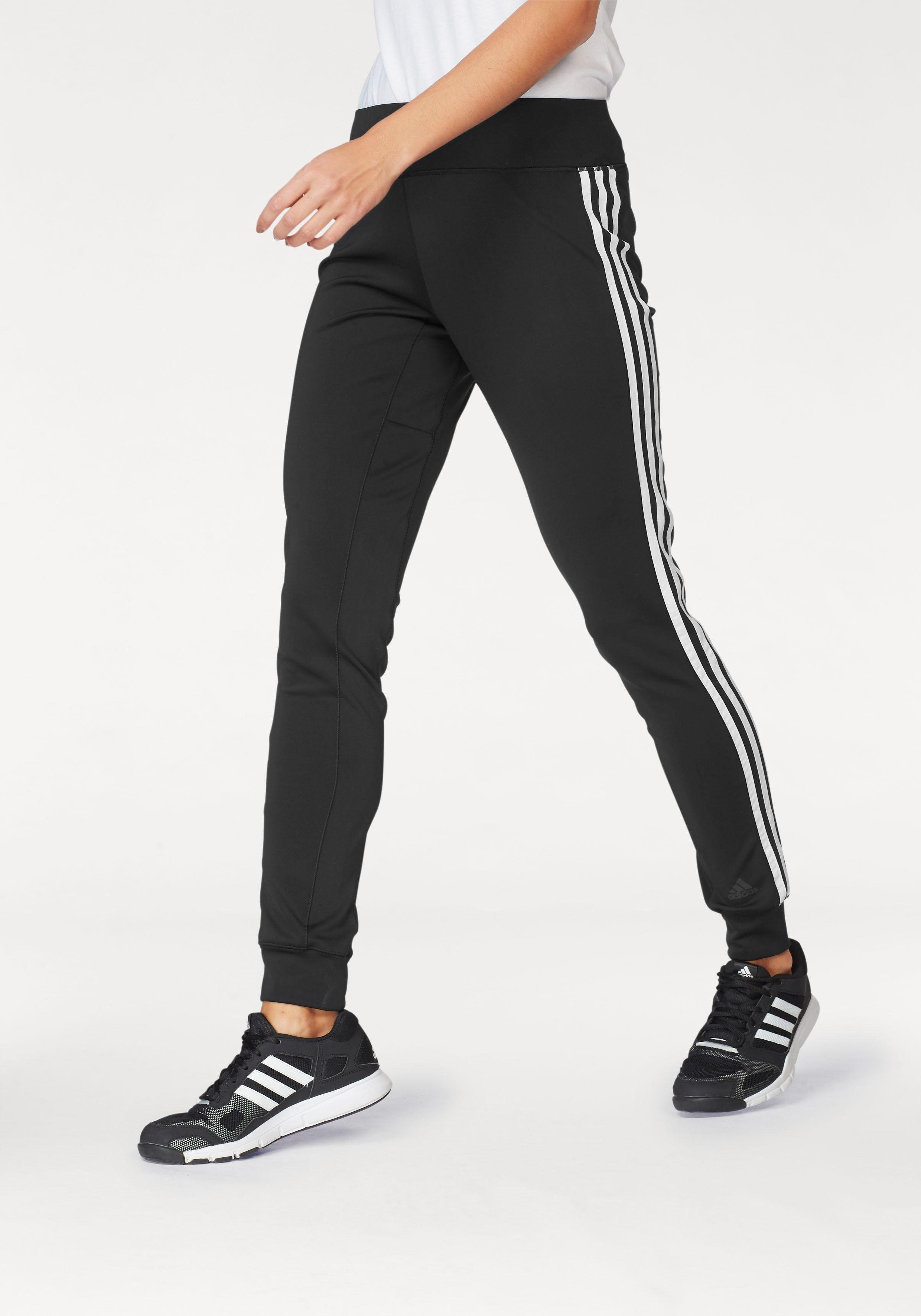 adidas Performance Sporthose »D2M CUFF PANT 3S«