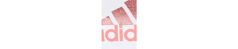 adidas Performance T-Shirt FOIL TEXT BOS Spielraum Komfortabel f1MdF