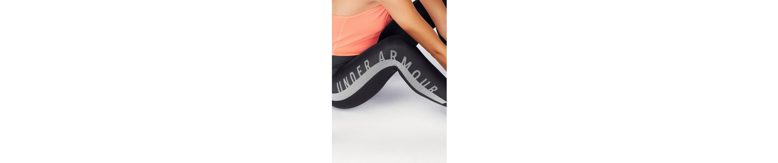Shop Für Günstigen Preis Bester Ort Under Armour® Funktionstights HEATGEAR ARMOUR BRANDED ANKLE CROP u85nJZdNfC