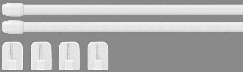 Scheibenstange »Vitrage«, Good Life, Ø 11 mm, 1-läufig, ausziehbar