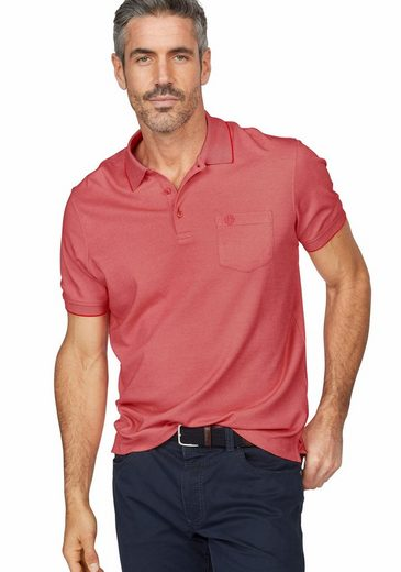 bugatti Poloshirt Regular-fit