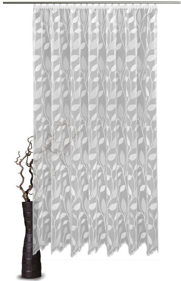 gardine nach ma mina vhg kr uselband 1 st ck online. Black Bedroom Furniture Sets. Home Design Ideas