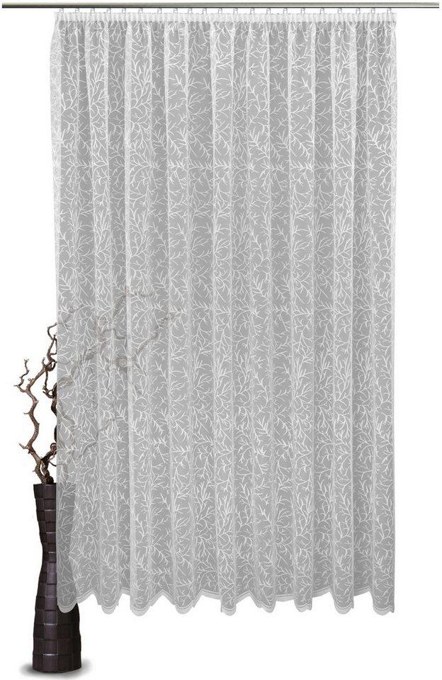 gardine nach ma misty vhg kr uselband 1 st ck online kaufen otto. Black Bedroom Furniture Sets. Home Design Ideas