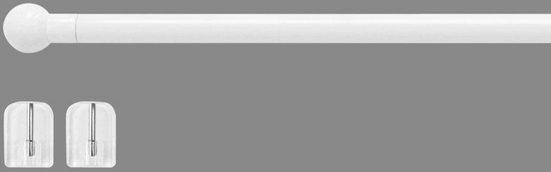 Scheibenstange »Kugel«, Good Life, Ø 10 mm, 1-läufig, ausziehbar