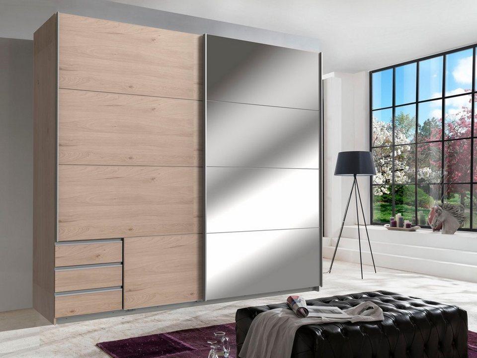 wimex schwebet renschrank mit spiegel und schubk sten. Black Bedroom Furniture Sets. Home Design Ideas
