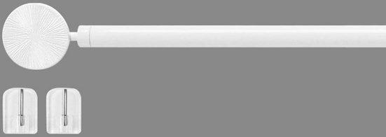 Scheibenstange »Kreis«, Good Life, Ø 10 mm, 1-läufig, ausziehbar