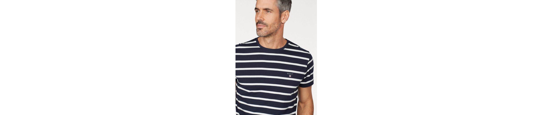 Gant T-Shirt Breton Stripe Billig 2018 Neu Profi Zu Verkaufen 2018 Billig Verkaufen Rabatt Erwerben DPKYdThwW