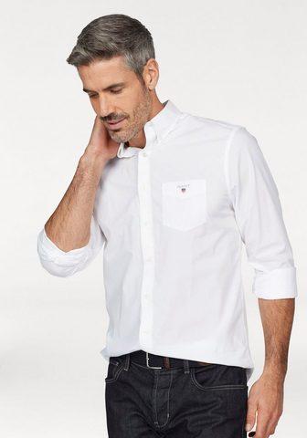 GANT Marškiniai ilgomis rankovėmis