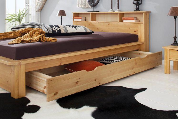 Home affaire Bett-Schubladen »Kero«, Breite 192 cm