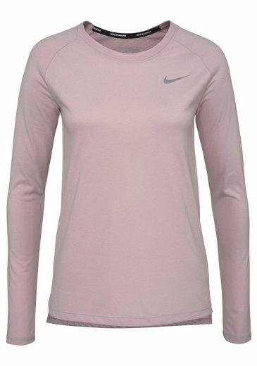 Nike Laufshirt BREATHE TAILWIND TOP LONGSLEEVE