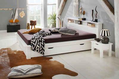 Home affaire Bett »Kero«, in 3 verschiedenen Ausführungen