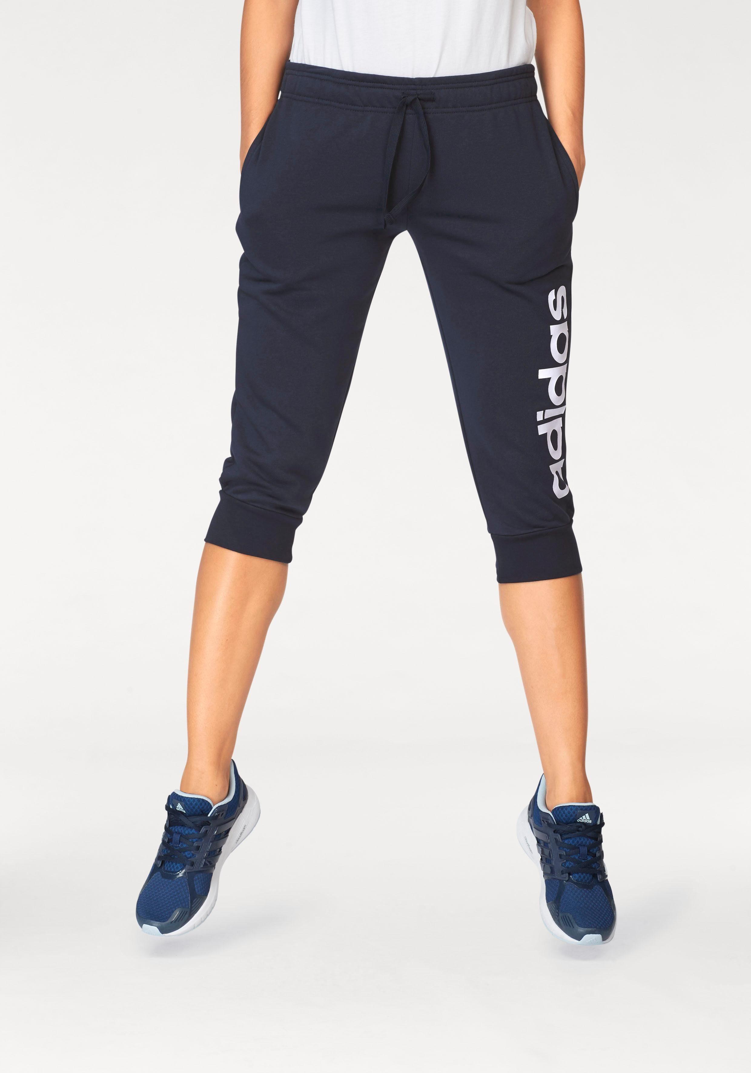 adidas Performance Sporthose »Linear Hose« Essentials in
