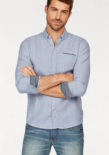 Tom Tailor Streifenhemd