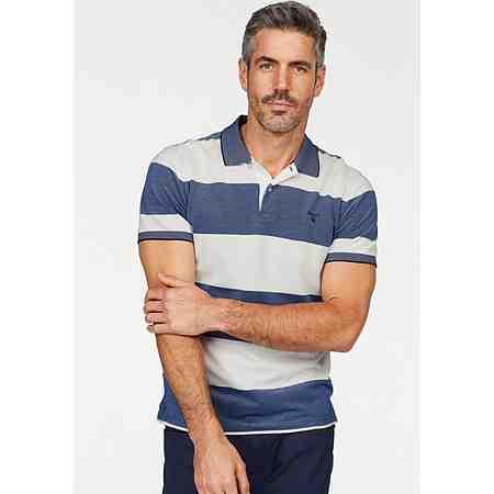 Gant Poloshirt »Oxford Stripe Rugger«
