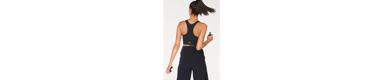 Nike Sport-BH SWOOSH POCKET BRA, mit Täschchen im Bund