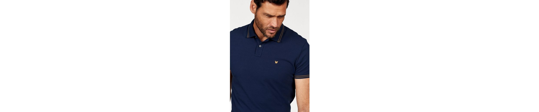 Wrangler Poloshirt, Piqué