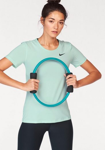 Nike Funktionsshirt PRO TOP SHORTSLEEVE ALL OVER MESH