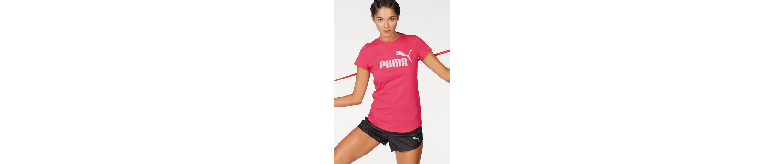 PUMA T-Shirt ESSENTIAL NO.1 TEE W Rabatt Footlocker Manchester Verkauf Online Günstigsten Preis Günstig Online Online Shop 841Iyo8