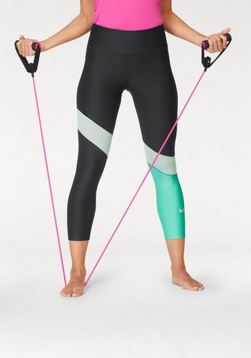 Nike Funktionstights POWER CROP TIPOLY