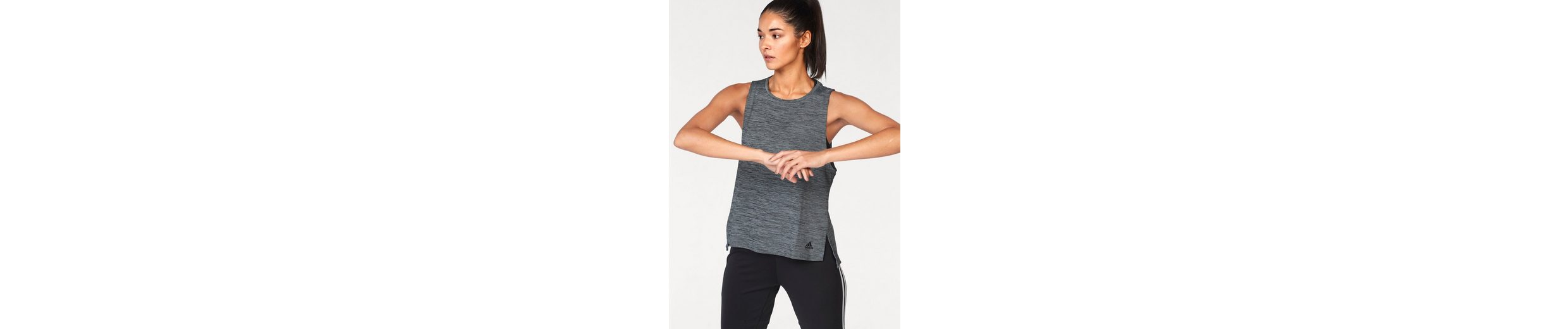 TANK Funktionstop adidas LIGHT BOXY adidas Performance Performance rtcq1TqYWU