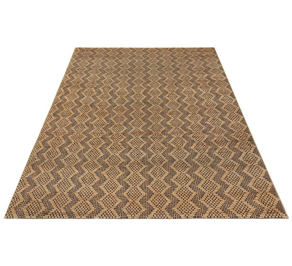 teppich nazan my home rechteckig h he 10 mm otto. Black Bedroom Furniture Sets. Home Design Ideas