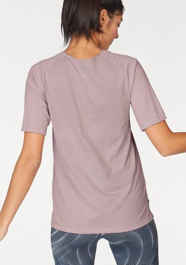 Nike Laufshirt BREATHE TAILWIND TOP SHORTSLEEVE