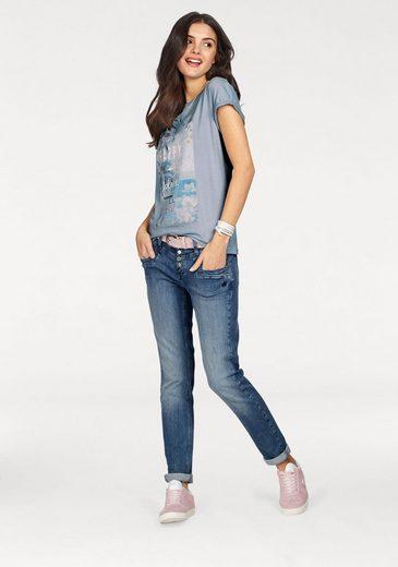 KangaROOS T-Shirt, mit großem Front-Print