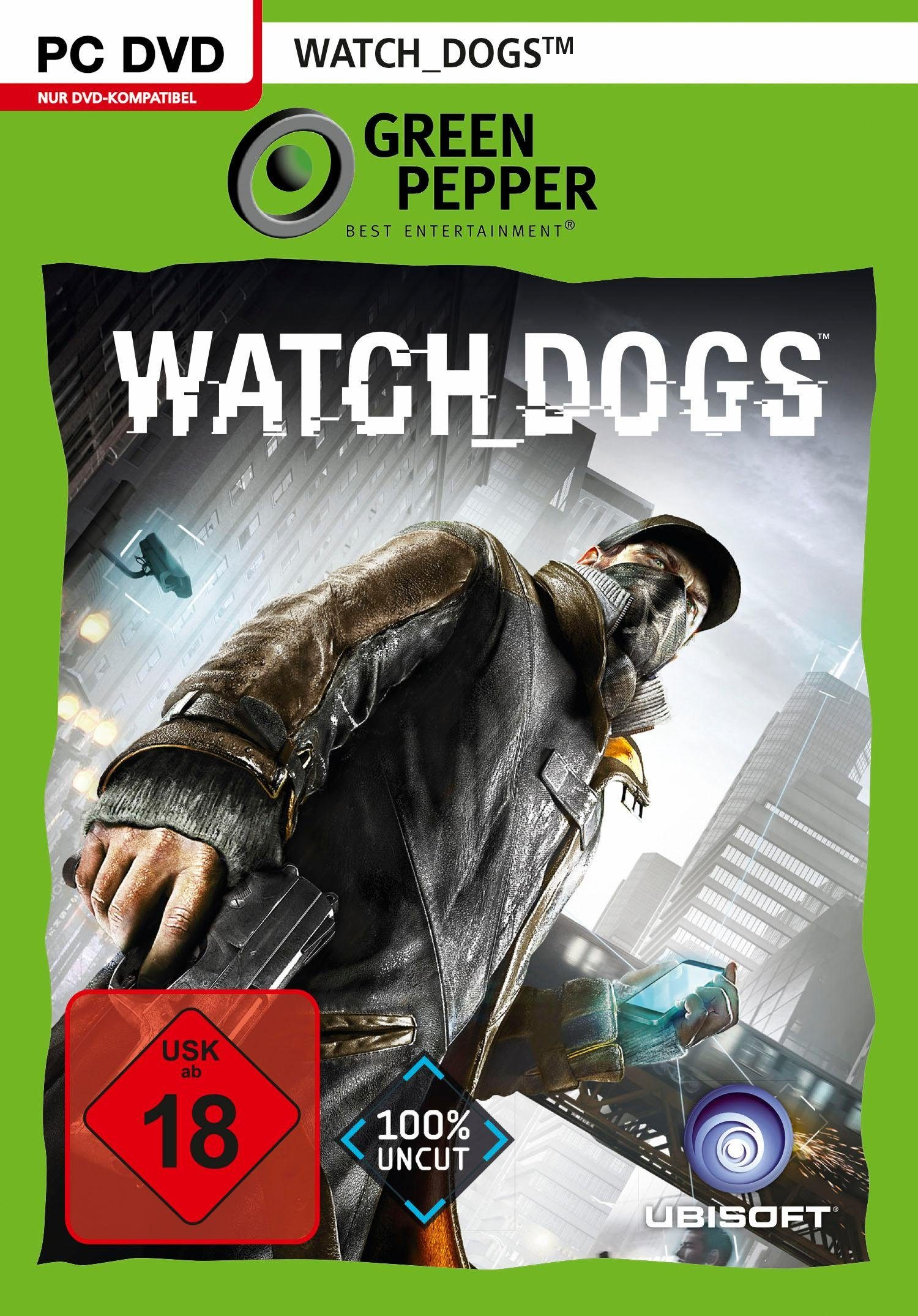 Watch Dogs PC, Software Pyramide