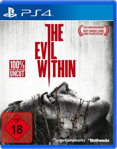 The Evil Within PlayStation 4, Software Pyramide