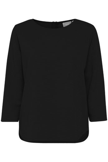 b.young 3/4 Arm-Pullover Tempest