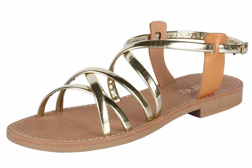 Heine Sandalette im Metallic-Look online kaufen   OTTO ce7162108d