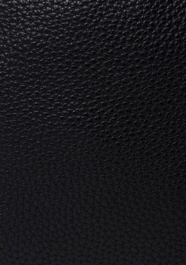 ESPRIT Umhängetasche ANNA, mit leicht genarbter Oberfläche