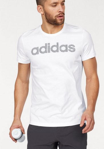 adidas Performance T-Shirt LINEAR KNITTED