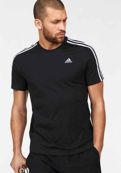 adidas ess linear tee shirt herren