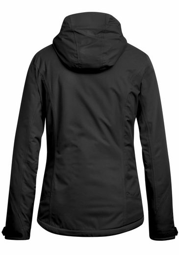 Maier Sports Ski Jacket, Wind And Water Resistant, With Snow Skirt