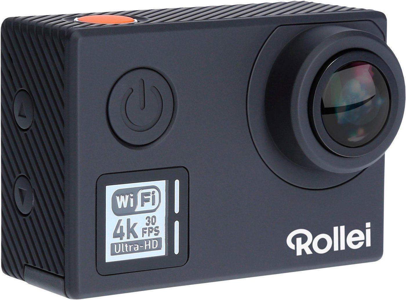 Action, Outdoorkameras - Rollei 530 4K (Ultra HD) Actioncam, WLAN, Bluetooth  - Onlineshop OTTO