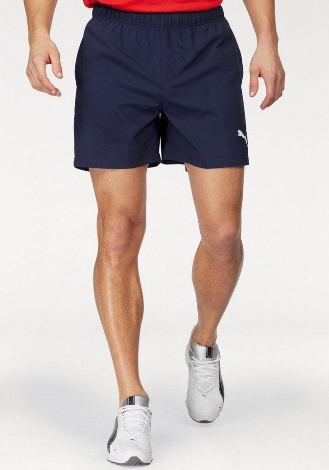 puma shorts essential woven 5 short kaufen otto. Black Bedroom Furniture Sets. Home Design Ideas