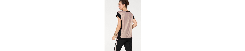 Laura Scott T-Shirt, mit tollen Glanzeffekten