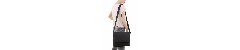 Jost Messenger Bag BERGEN, crossbody mit gepolstertem Laptopfach