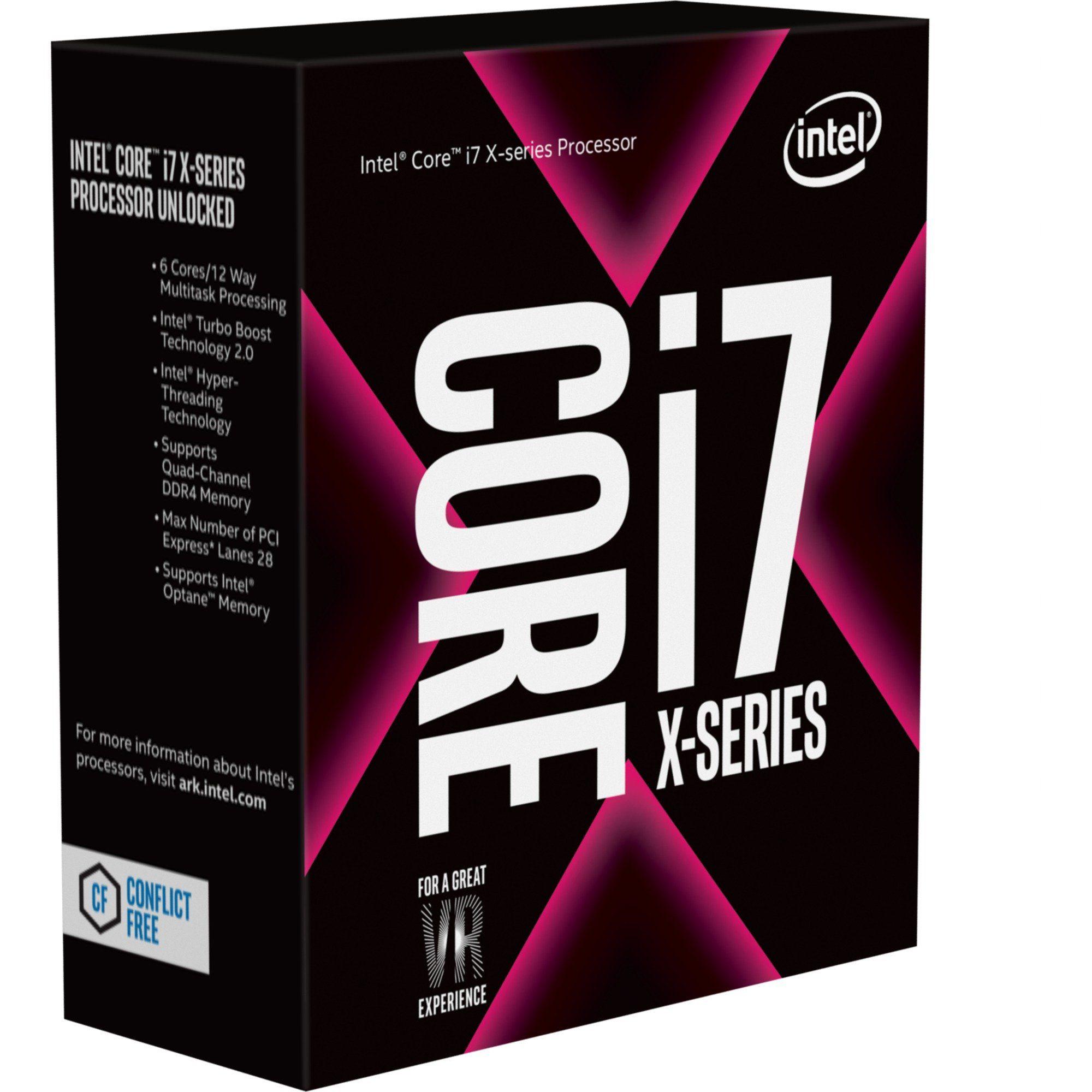 Intel® Prozessor »Core i7-7800X«