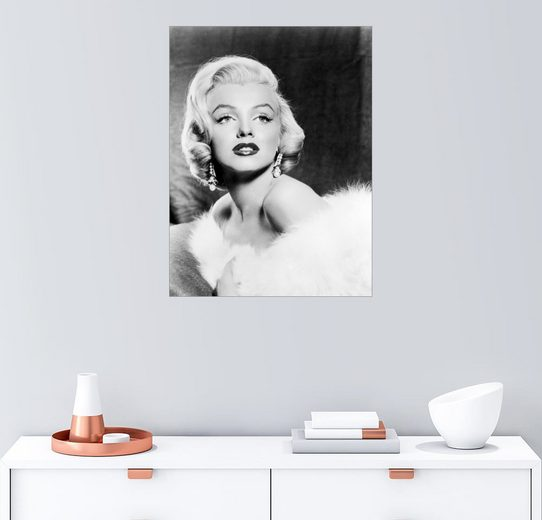 Posterlounge Wandbild »Marilyn Monroe«